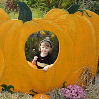 Pumpkin Cut out Child_Farm Fun_New England Fall Events
