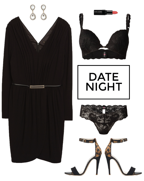 the perfect little date night number. #fridaysfancies