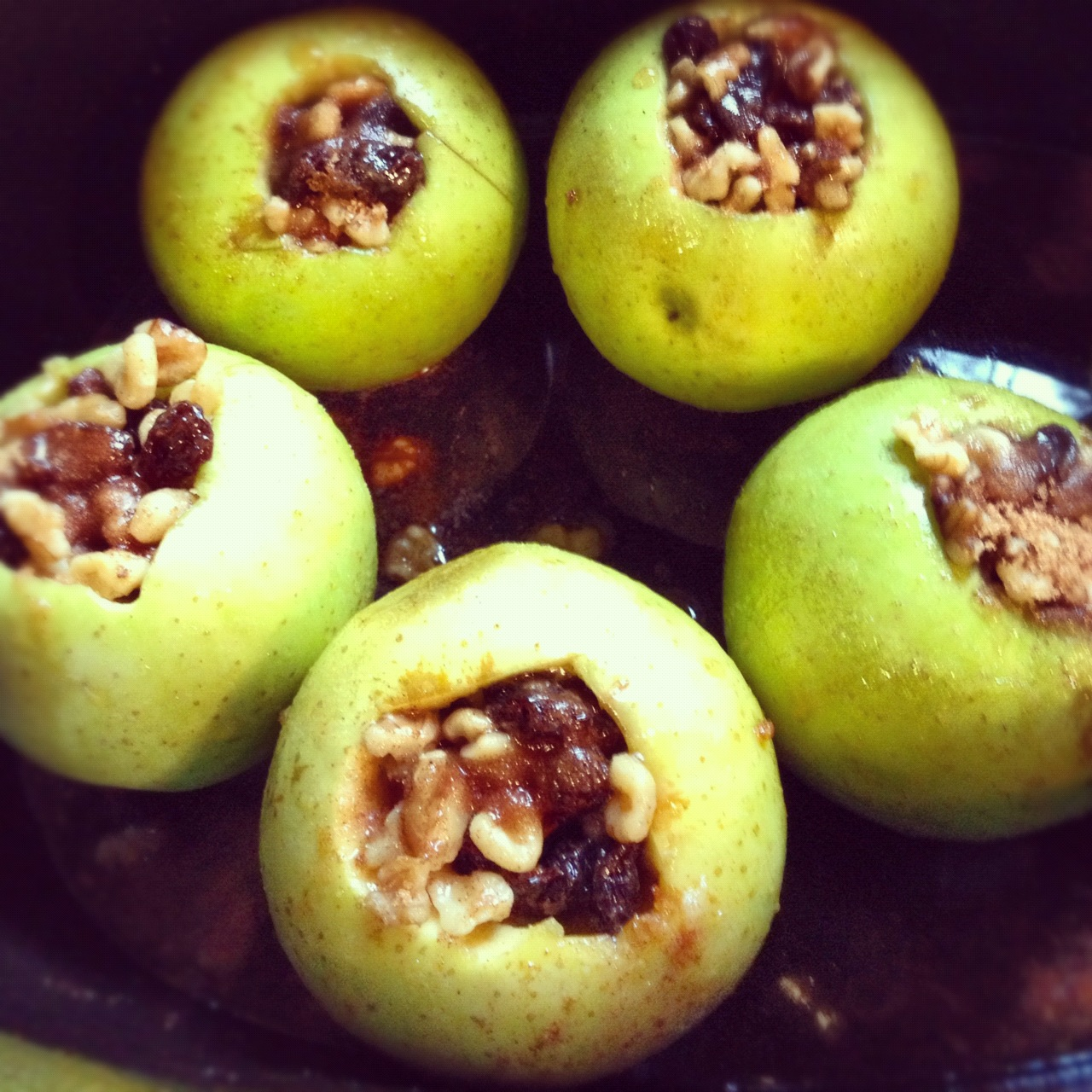 The Southern Slow Cooker : Slow Cooker Ginger Ale Baked Apples Recipe