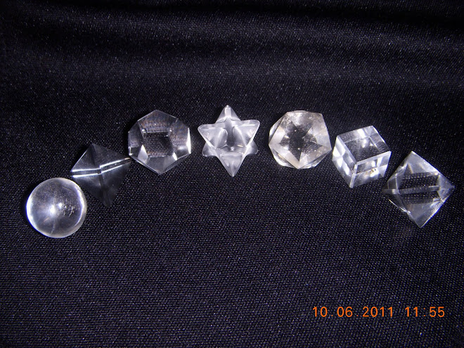 ((~)) ~ Sacred Geometry Crystals ~ ((~))