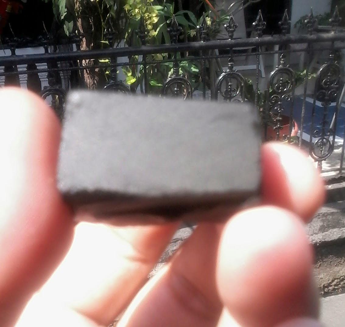 bahan batu bacan muda