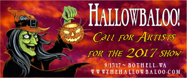 Hallowbaloo Call to Artists