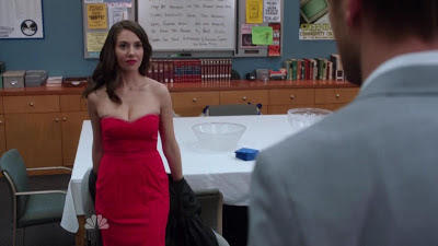 Allison Brie is hot