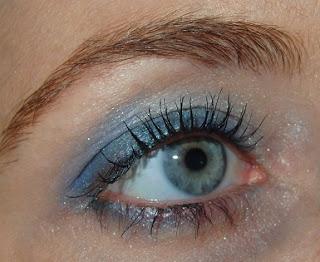 Maquillaje de ojos para ojos azules