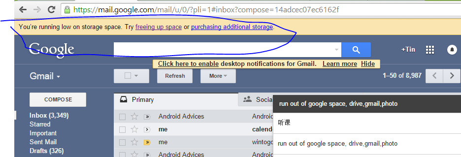 how to download multiple items from google drive