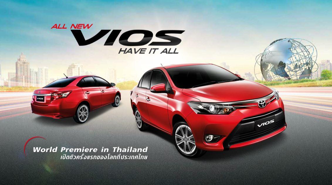 Gambar Model Terbaru Toyota Vios 2013