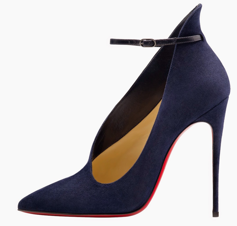 nouvelle collection escarpin louboutin