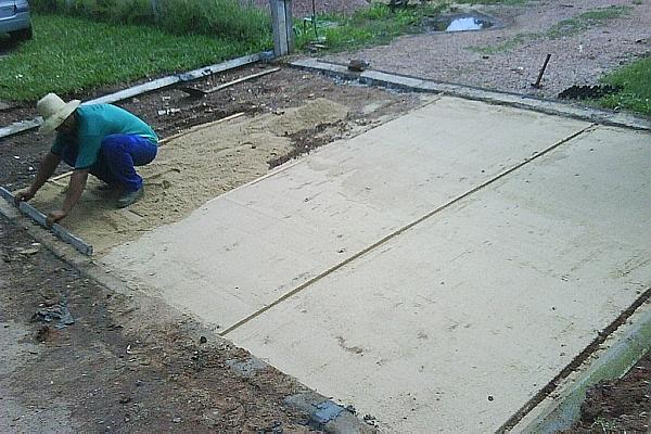Architetando verde cal ada ou pavimento ecol gico - Pavimento exterior barato ...