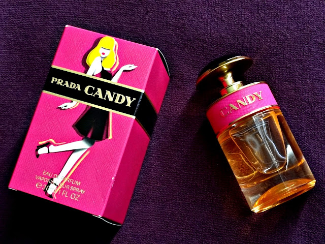 Prada Candy Eau de Parfum Review