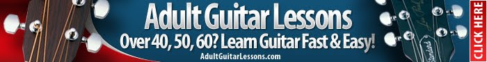 Learn to play the Guitar TODAY!