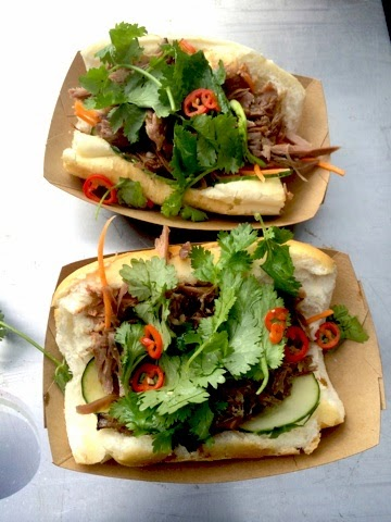 Smoked Goose Bahn Mi from The House of Ho