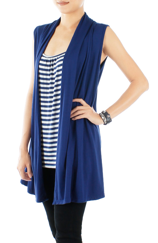 Matrix Longline Stripe Top