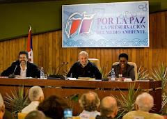 Fidel con los intelectuales