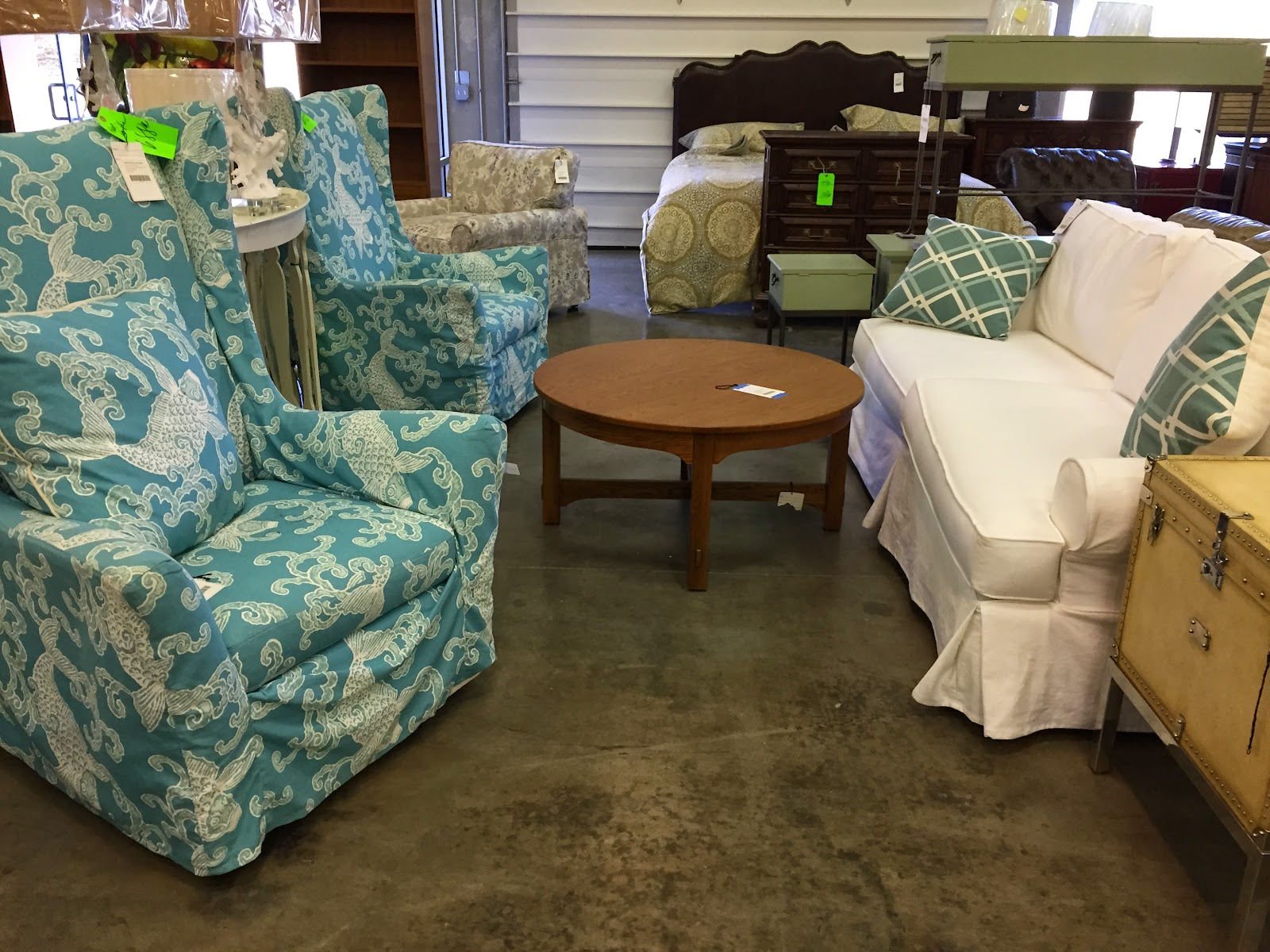 Shop Tour Green Front Furniture in Manassas
