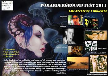 Pomarderground 2011. programa.