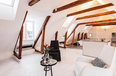 Hermoso apartamento en Estocolmo