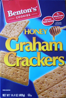 Bentons cookies honey graham crackers aldi
