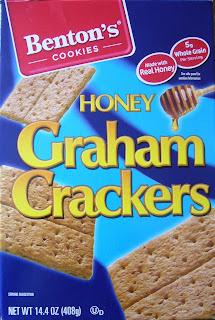 Bentons cookies honey graham crackers aldi