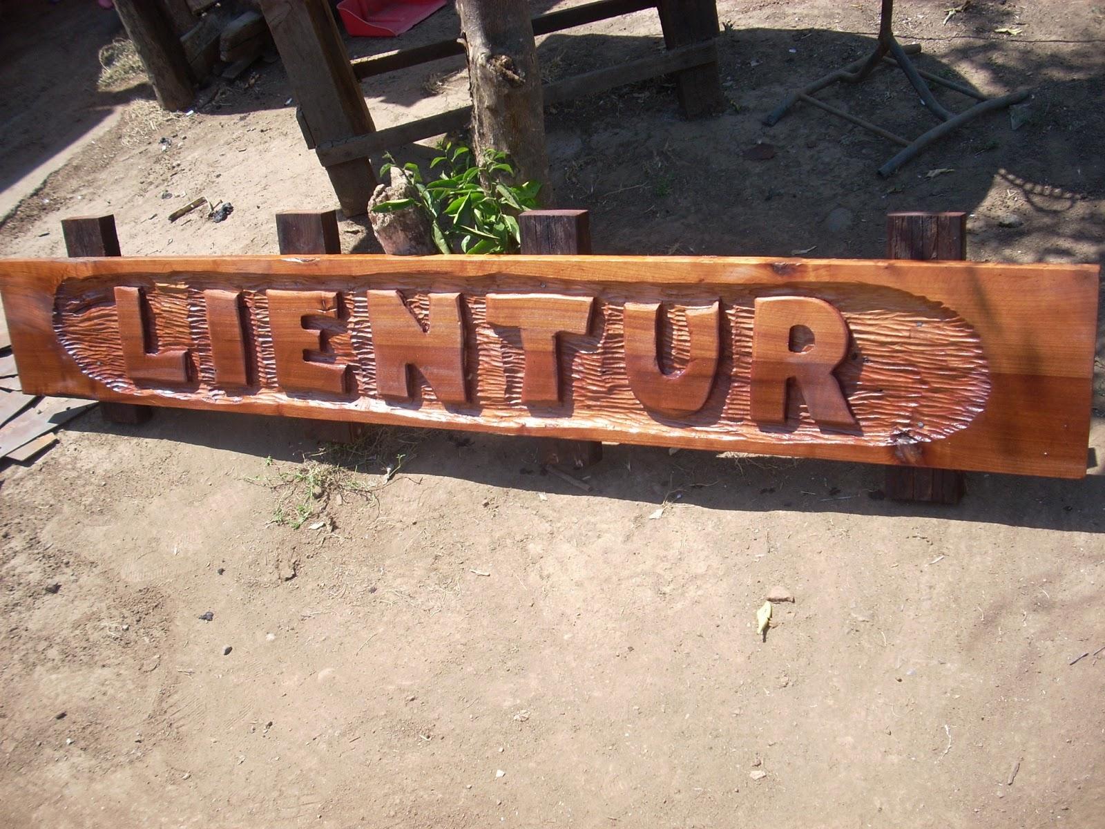 Letreros de madera galeria fotos 2 - Fotos en madera ...