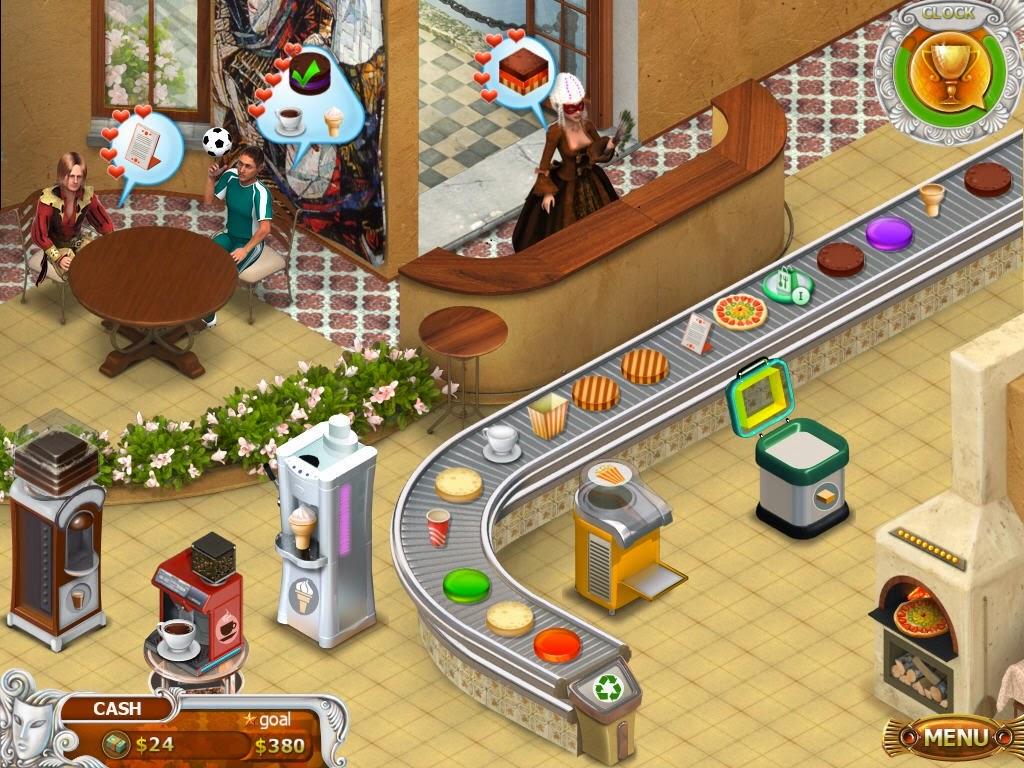 Business screen shot