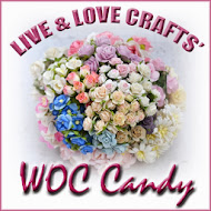 Live and Love Crafts WOC Candy