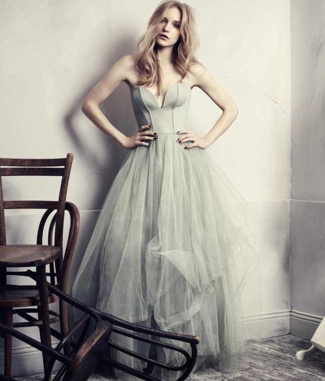 Wedding Worthy H&M Conscious Finds ~ The Rebellious Brides