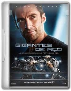 Download Filme Gigantes de Aço Dvdrip