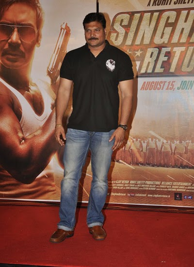 Rohit Shetty, Ajay Devgan and Kareena Kapoor Launch Singham Returns Trailer
