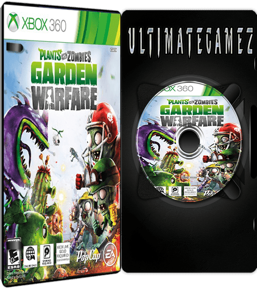 Plants vs zombies garden warfare pc xbox 360 games free download full