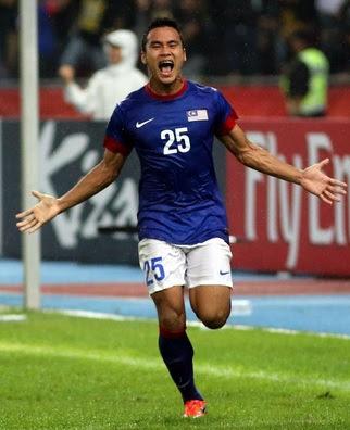 Wan Zack Haikal Terlepas Aksi Separuh Akhir Piala AFF Suzuki 2012