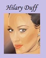 Verborgen winkel: Hilary Duff