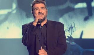 Antonio Orozco canta Hoy Será-La Voz 2015 Semifinales
