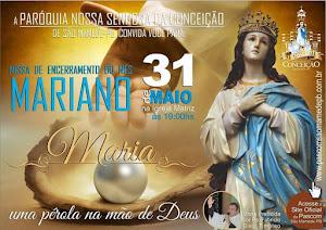 Encerramento do Mês Mariano