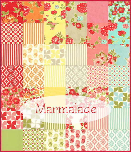 Fabric Mill: Marmalade Fabric from Moda