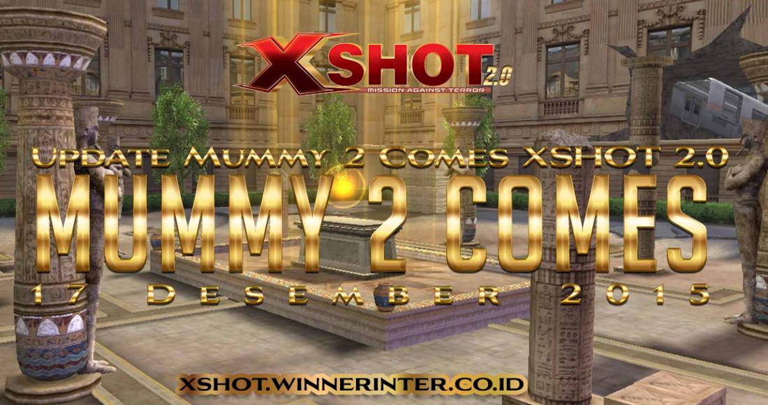 Winner Interactive Hadirkan Update Terbaru XSHOT 2.0