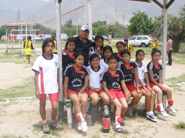 C.MUNICIPAL. TOMAS SUB 13..2011