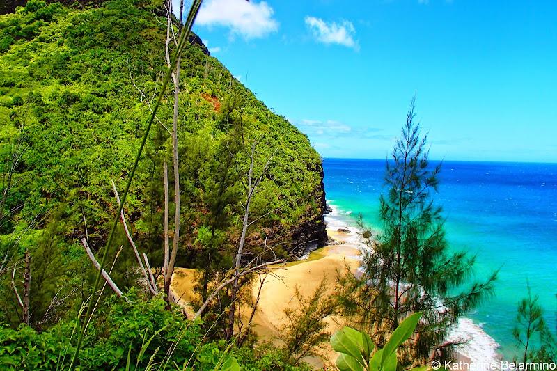 Hanakapi'ai Beach Kauai Hawaii