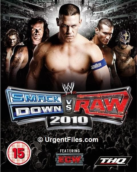 Download WWE Smackdown vs Raw 2010 PC Game