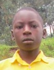 Kwizera Yves - Rwanda (RW-339), Age 12