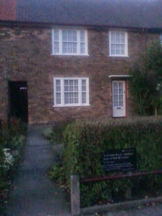 Casa onde Paul McCartney passou sua infância será leiloada