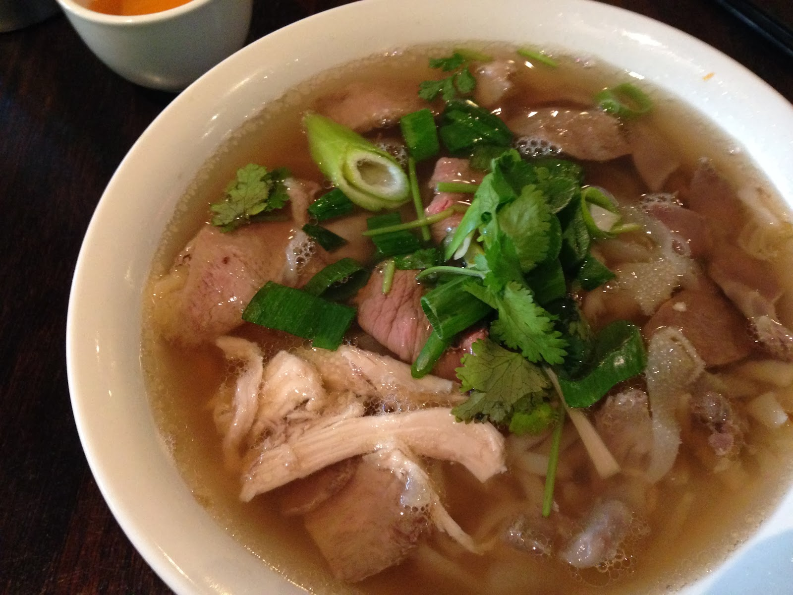 Asian restaurants in melbourne pho la que basil leaf for Asian cuisine melbourne