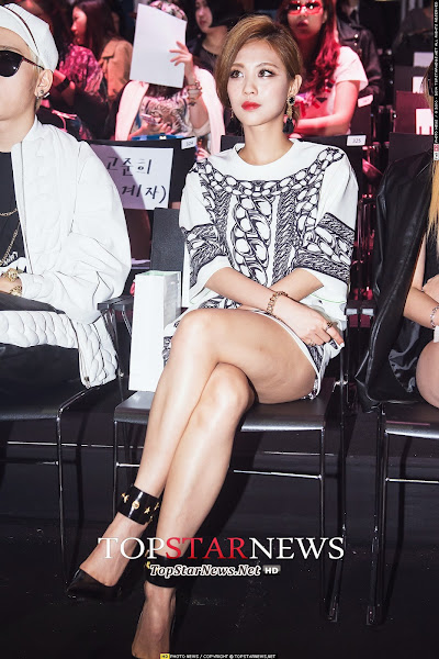 missA Fei Seoul Fashion Week 2014