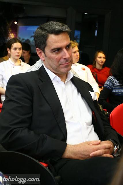 Fabrice Collot - General Manager of Maradiva Villas Resort & Spa