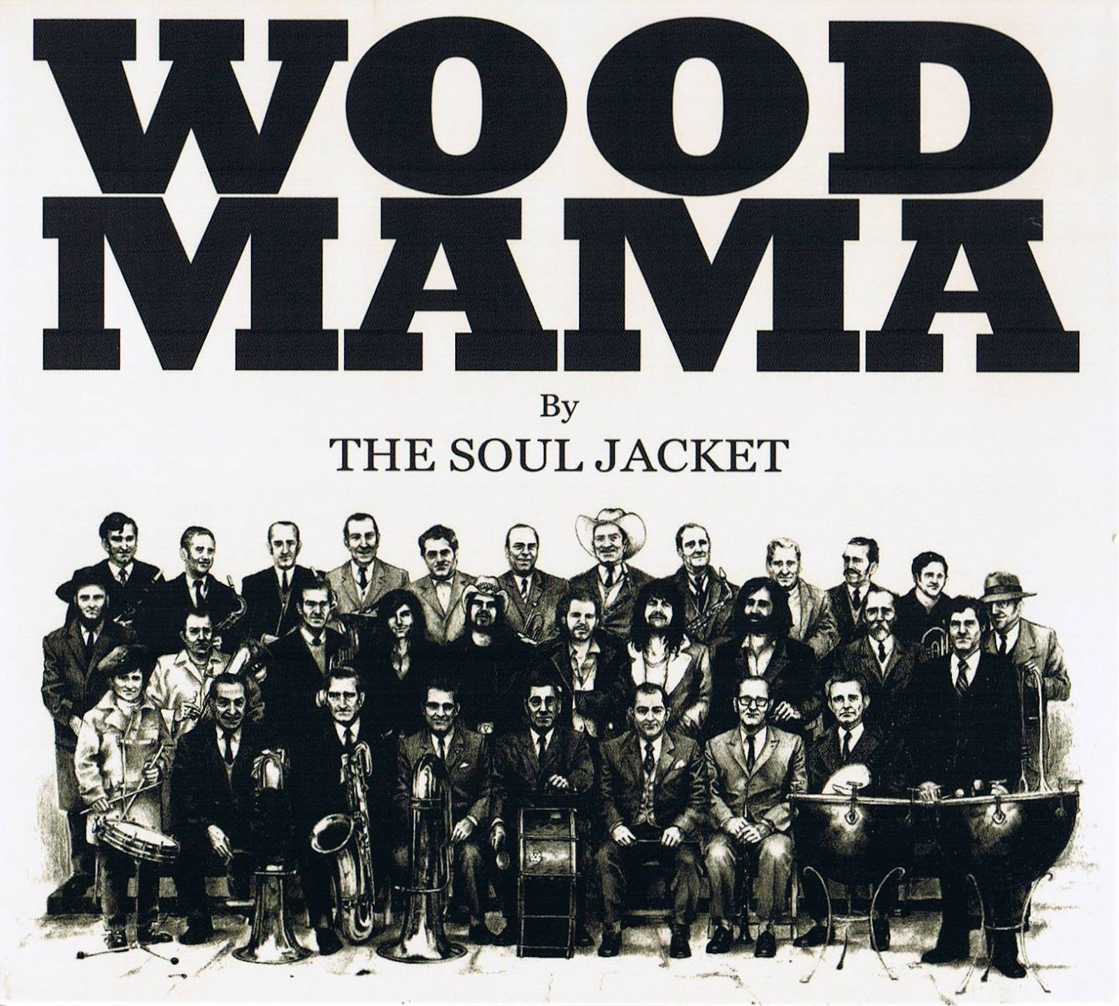 The Soul Jacket Wood Mama