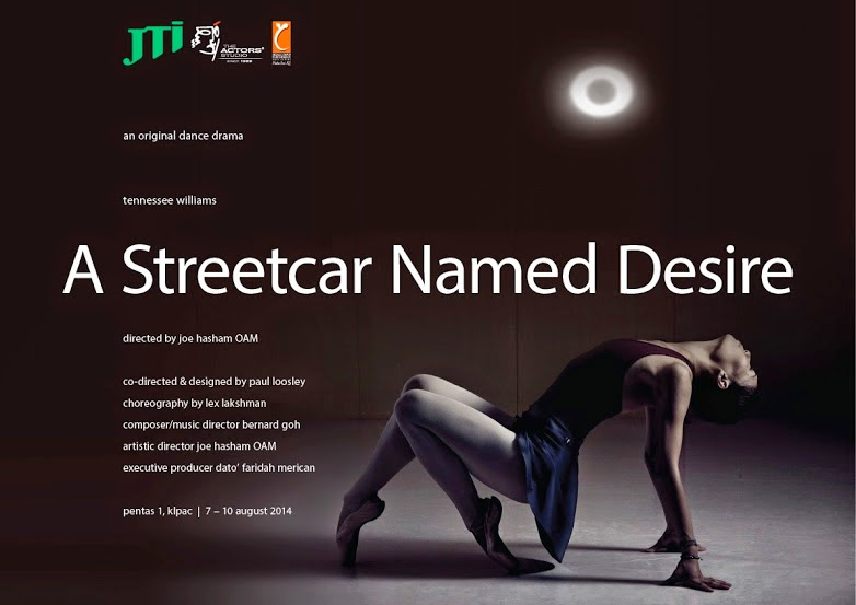 a review of tennessee williams a streetcar named desire