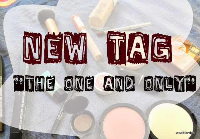 The one and only tag by One little vice