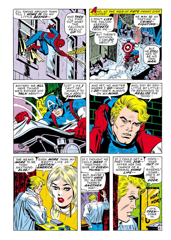 Captain America (1968) Issue #138 #52 - English 7