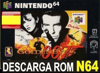 GoldenEye 007 ROMs Nintendo64 Español