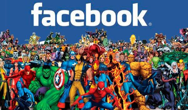 Desenho Facebook Fotos No Perfil Desenho Animado