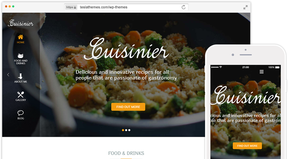 Free download cuisinier food blog wordpress theme premium master why would you need a wordpress food blog represented by cuisinier thememaybe the answer is this cuisinier is an elegant food and recipe wordpress theme forumfinder Choice Image